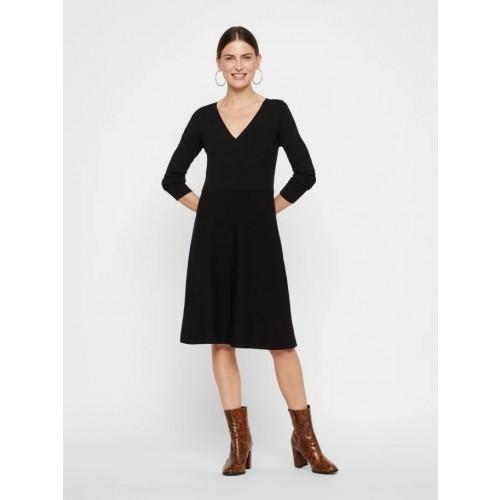 Midi φόρεμα ελαστικό Vero Moda