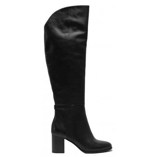 Γυναικεία over the knee μπότα Mourtzi