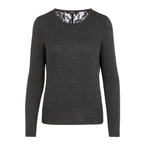 Ελαφρύ πουλόβερ με δαντέλα Vero Moda